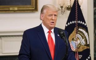 Trump povzroča vse večje napetosti v državi, številni v strahu pred izbruhom nasilja