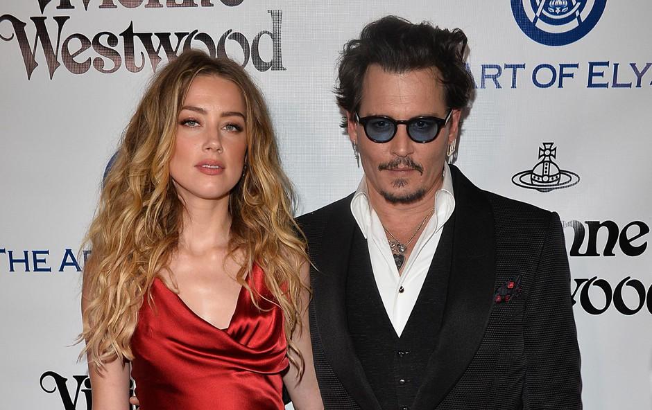 Primer Johnnyja Deppa in Amber Heard: Sodba, ki je razdelila svet (foto: Foto: Profimedia)