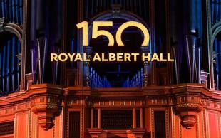 Royal Albert Hall zaradi epidemije zaprt drugič v 150 letih, a že napovedujejo nove koncerte