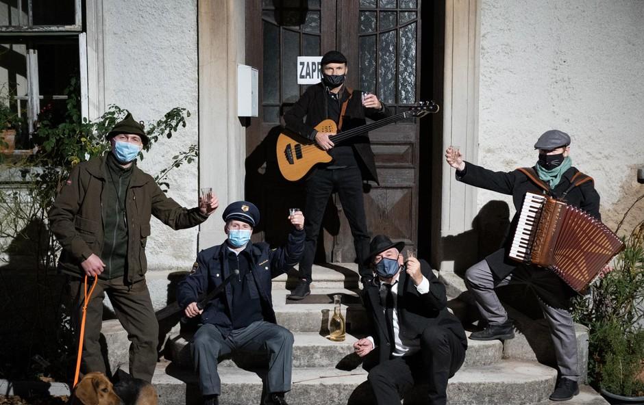 """Legendarna skupina Orlek: """"Delujemo bolje kot kdaj koli prej!"""" (foto: Foto: Luka Rifelj)"""