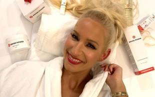 To je naravna kozmetika proti staranju kože, na katero prisega pevka Alya