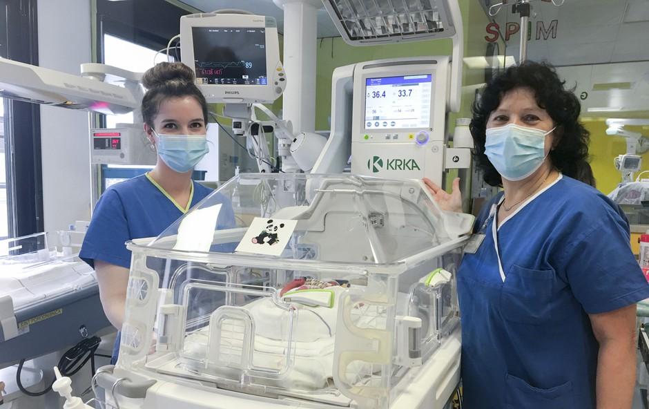 Krka donirala medicinske naprave: zdravje postavljajo na prvo mesto