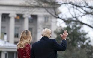 Melanii Trump v letu 2021 uspe veliki prebeg v svobodo, napoveduje Old Moore's Almanac