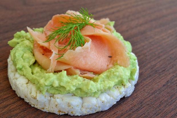 Dimljen losos (foto: Pixabay)