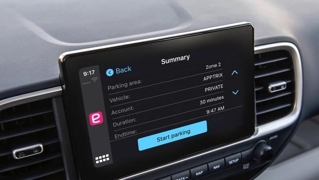 To je prva aplikacija za parkiranje, ki omogoča plačevanje parkirnine in polnjenje električnega vozila (foto: Promocijsko gradivo)