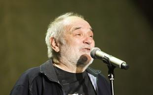 Za vedno se je poslovil legendarni kantavtor Đorđe Balašević