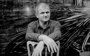 Jani Virk: »Brez svetov literature, filma, glasbe, slikarstva bi bili zaprti v kletko brez izhoda«