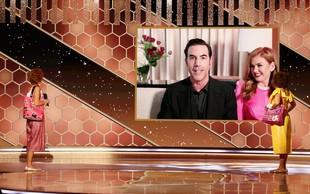 Na podelitvi zlatih globusov slavili Nomadland, Borat ter televizijska princ Charles in Diana