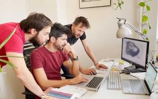 Slovenski startup SeaVision razvil sistem za pametno sidranje