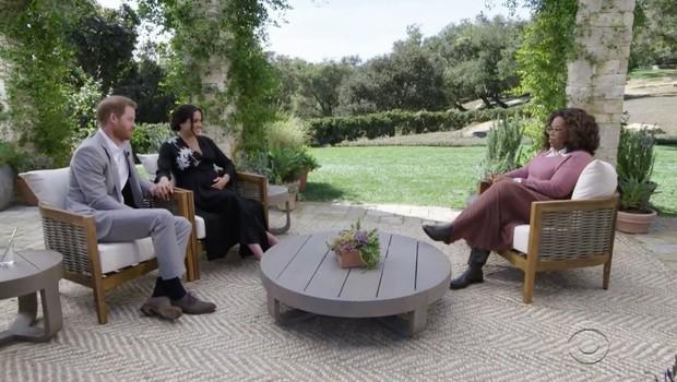 Meghan Markle v intervjuju z Oprah Winfrey šokirala z razkritjem, da je zaradi rasizma razmišljala tudi o samomoru (foto: Profimedia)