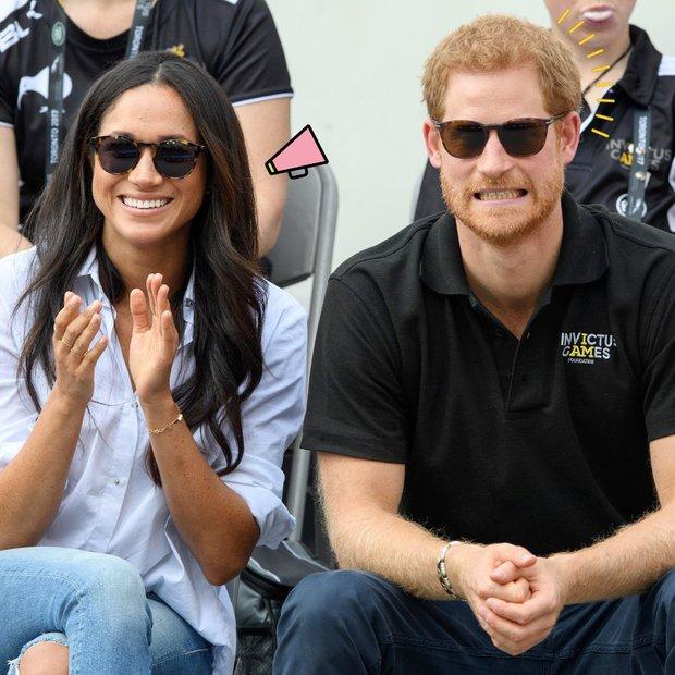 Zagotovo se spomniš PRVEGA javnega nastopa princa Harryja in njegovega tedaj 'novega' dekleta Meghan Markle, ko sta se skupaj pojavila …