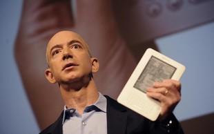 Jeff Bezos: Ponovno najbogatejši zemljan