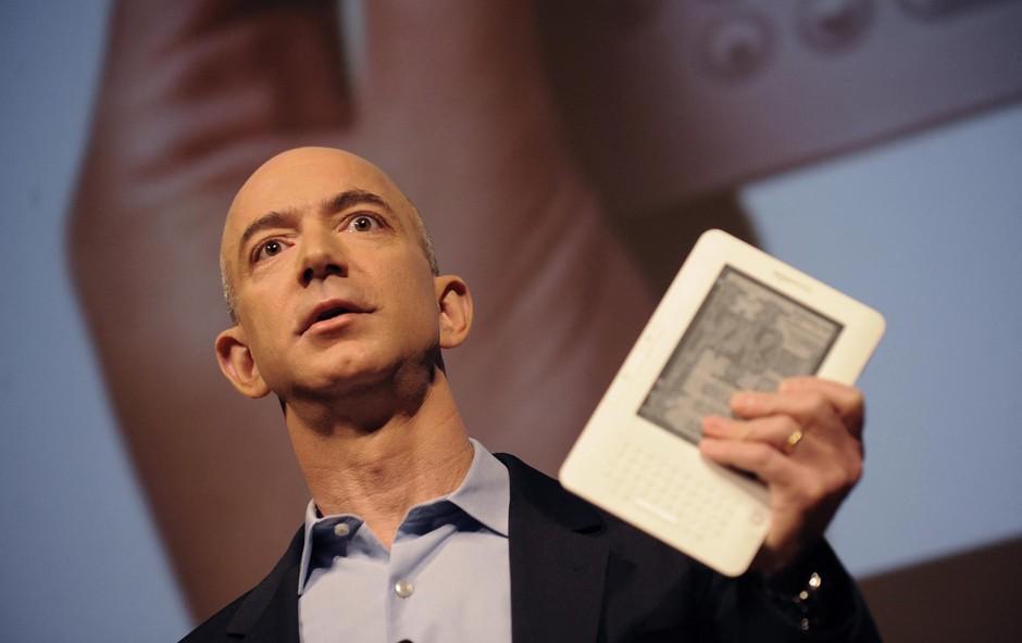 Jeff Bezos: Ponovno najbogatejši zemljan (foto: Foto: Profimedia)