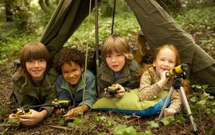 Razvoj srečnega otroka se vedno začne z igro