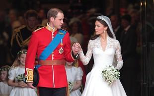 Vojvodinja Kate in princ William slavita posebno obletnico, videti sta zaljubljeno, kot že dolgo ne, samo poglejte ju!