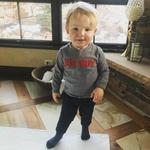 Štiriletni igralkin biološki sin Joshua Bishop. (foto: Foto: Profimedia)