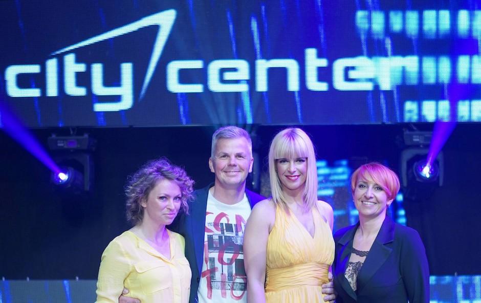 Ekipa 4brain production, ustvarjalna ekipa Citycentrovih modnih spektaklov. (foto: Citycenter)