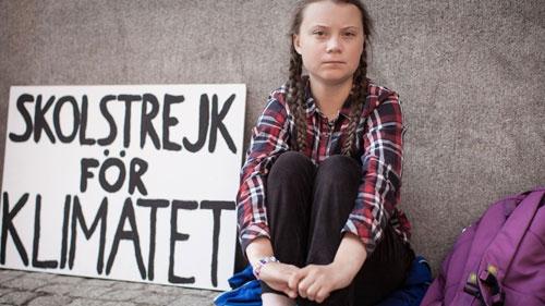 Dokumentarec Greta prihaja na spletni Kinodvor (foto: Kinodvor)