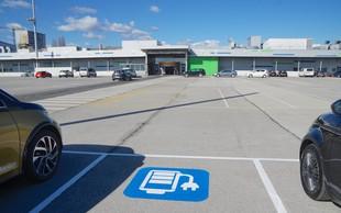 Europark z največ električnimi polnilnicami na enem mestu postaja središče trajnostne mobilnosti v Mariboru