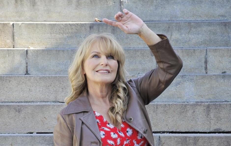 Zvezdana Mlakar zdaj povedala svojo resnico o Saši Lendero in njenem zaročencu in zakaj tako misli! (foto: Aleksandra Saša Prelesnik)