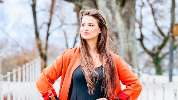 """""""Pomembno je, da si iskren in dober do drugih,"""" pravi Suzana. (foto: Foto: Aleksandra Saša Prelesnik)"""
