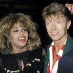 Tina Turner in David Bowie leta 1985. (foto: Foto: Phil Loftus/Capital Pictures)