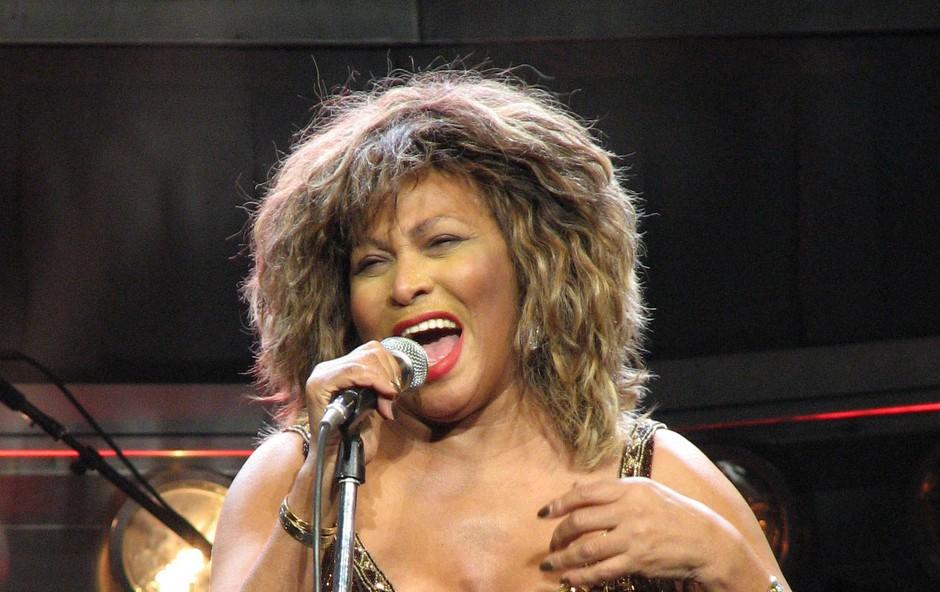 Divja Tina na odru nikdar ne razočara. (foto: Foto: Profimedia)