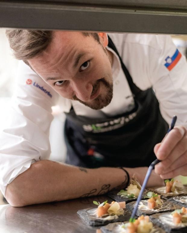 """Chef Mojmir Marko Šiftar: """"Vrata Pen Klub restavracije se odprejo že konec maja!"""" (foto: Kaval Press)"""