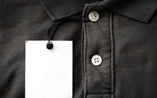 Moški, ki nosijo oblačila z velikimi logotipi prestižnih znamk, pogosteje varajo