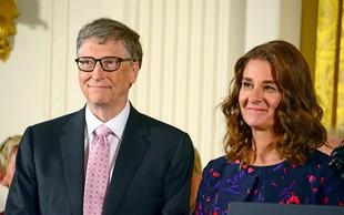 To pa je marsikoga presenetilo: Eden najbogatejših parov na svetu, Bill in Melinda Gates, se ločuje!