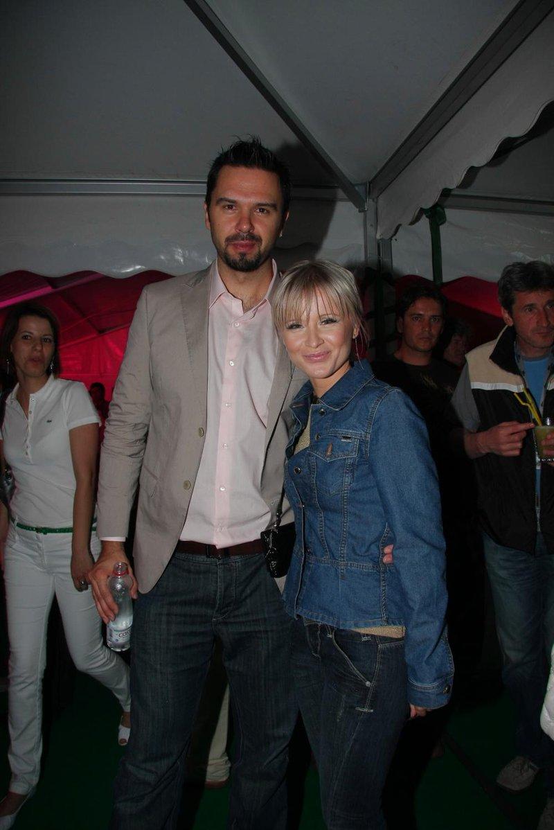 Danijela Martinović, Petar Grašo