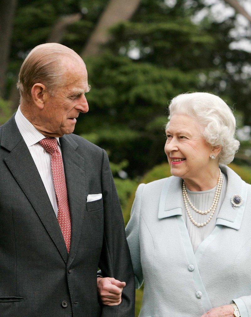 princ in kraljica elizabeta