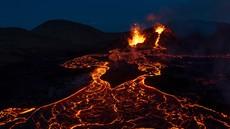 Novi vulkan na Islandiji (o fenomenu Fagradalsfjalla)