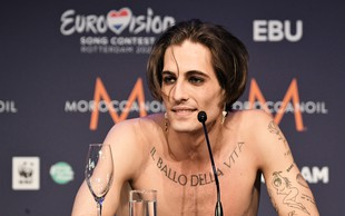 Ne boste verjeli, kakšen AVTO vozi zmagovalec Evrovizije Damiano (Måneskin)