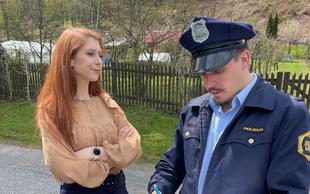 Eva Boto (Hitradio Center) LAGALA policiji?!