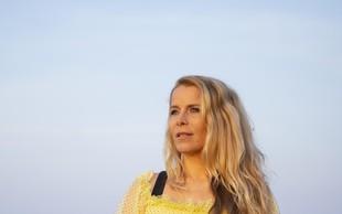 Intervju z Aniko Horvat: V kopalnici vsak zveni dobro. Če ne drugje, si daj tam duška!