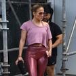 Uf, Jennifer Lopez v miniaturnih bikinkah čisto obnorela oboževalce, ta prizor je nepozaben!