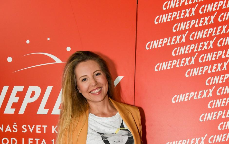 Hajdi Korošec Jazbinšek že uživa v svojem stanovanju na Korčuli in tole je njen božanski razgled (foto: Mediaspeed)