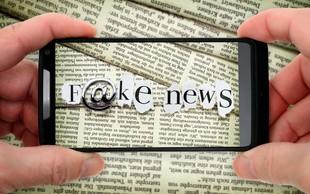 Trije od štirih Američanov precenjujejo svojo sposobnost prepoznavanja lažnih  novic