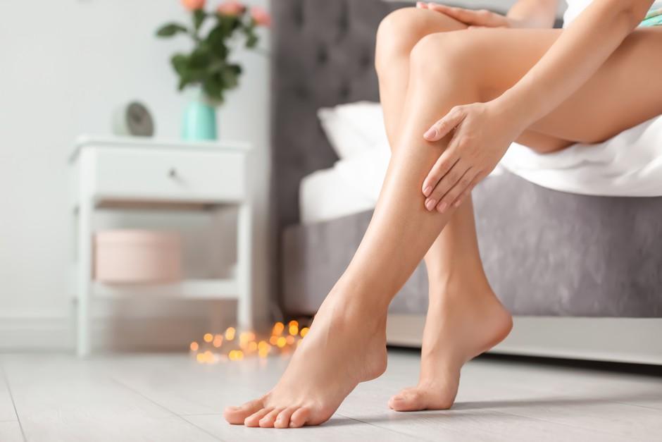 Ali vas bolijo noge? Imate krčne žile? Ukrepajte zdaj! (foto: Krka)