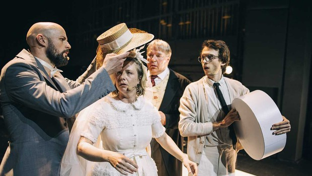 Končno v gledališče: MGL premiera na novi lokaciji! (foto: Promocijsko gradivo/MGL)
