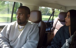 "Kim Kardashian o ločitvi od Kanye West: ""Počutim se kot f**** zguba!"""