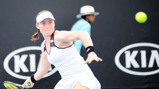 Tamara Zidanšek si želi nastopiti na olimpijskih igrah (foto: Foto: Arhiv)