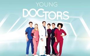 Jane Chirwa iz serije Mladi zdravniki na preizkušnji na TV3