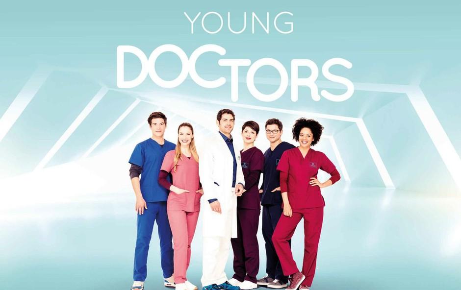 Jane Chirwa iz serije Mladi zdravniki na preizkušnji na TV3 (foto: TV3)