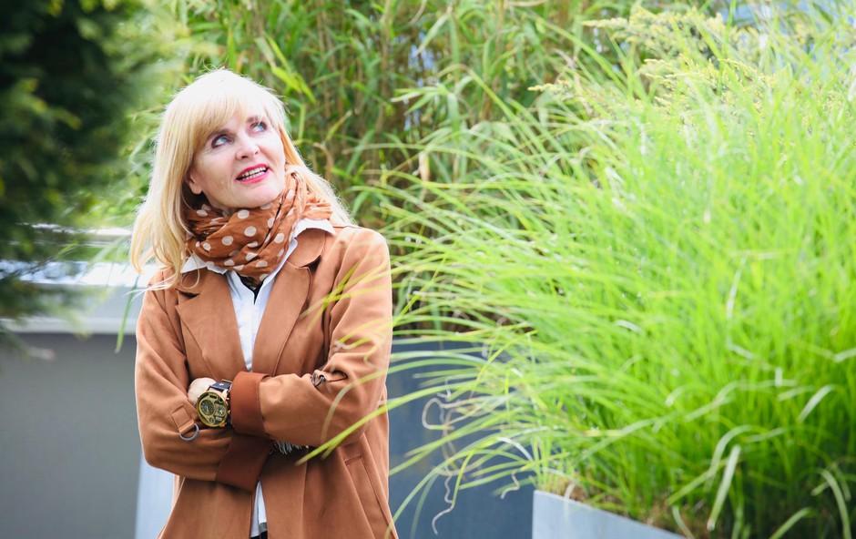 Uspešna podjetnica Dada Jerovšek: Ženske smo bolj čustvene, moški pa bolj racionalni (foto: Foto: Aleksandra Saša Prelesnik)