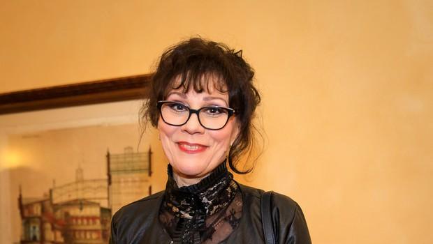 Priljubljena pevka Damjana Golavšek razkrila, kako ji uspeva ohraniti tako vitko postavo (foto: mediaspeed.net)