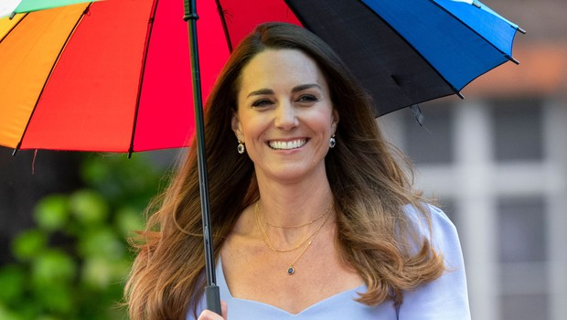 Vojvodinjo Kate ujeli, ko je kot navadna smrtnica v trgovini z otrokoma nabavljala potrebščine (foto: Profimedia)