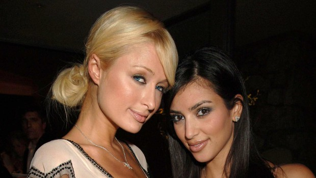 Paris Hilton in Kim Kardashian. (foto: Foto: Profimedia Profimedia)