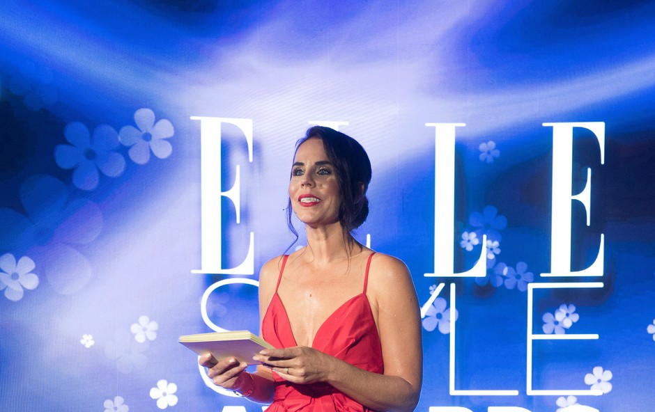 Lorella Flego tokrat v tako izzivalnih kopalkah, da boste ostali brez besed, fantastična je! (foto: mediaspeed.net)